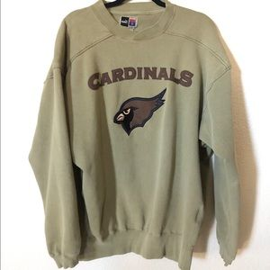 Rare Arizona Cardinals Puma NFL Sweatshirt